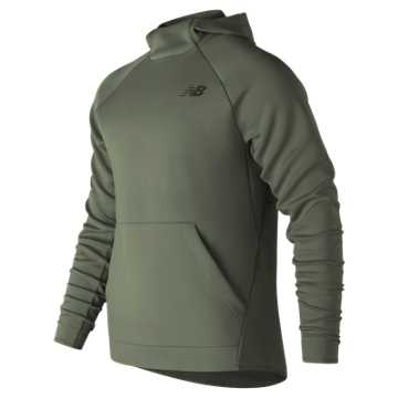 New Balance Game Changer Elite Hoodie, Military Foliage Green