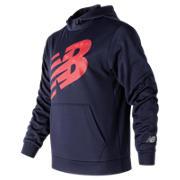 New Balance Game Changer Fleece Hoodie, Pigment Print