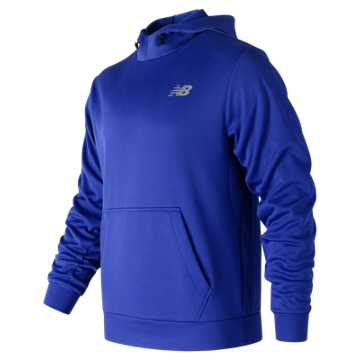 New Balance Game Changer Fleece Hoodie, Team Royal