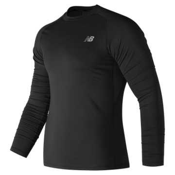 New Balance Challenge Thermal Long Sleeve, Black
