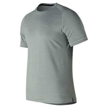 New Balance Seasonless Short Sleeve, Seafoam Heather