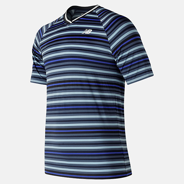 New Balance Tournament V Neck, MT73409PGM