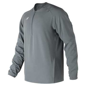 New Balance LS 3000 Batting Jacket, Gunmetal