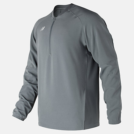 New Balance LS 3000 Batting Jacket, MT73705GNM image number null