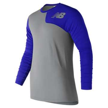 New Balance Seamless Asym Left, Team Royal