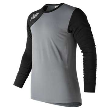 New Balance Seamless Asym Right, Team Black