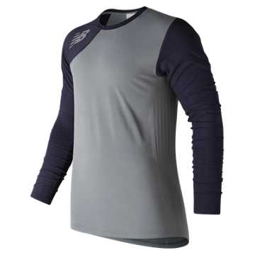 New Balance Seamless Asym Right, Team Navy