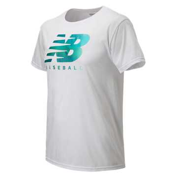 New Balance All Star Tee, White