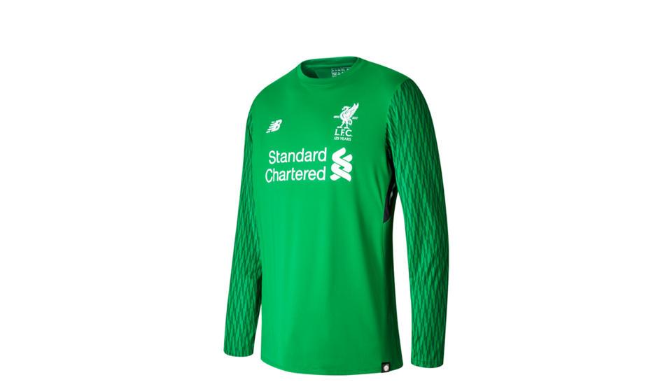 a08d7ad50 ... LFC Home GK Long Sleeve Shirt. Pre-order
