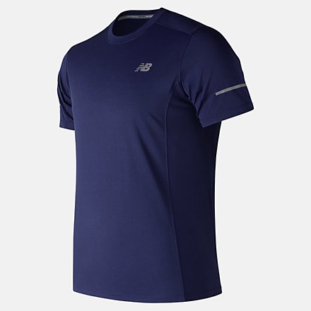 NB Core Run Tee, MT73916PGM image number null