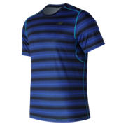 New Balance Anticipate Short Sleeve, Maldives Blue