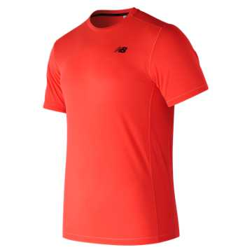 New Balance Energy Tee, Flame
