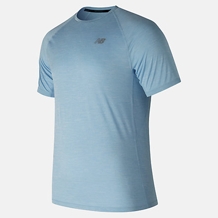 New Balance Tenacity Short Sleeve, MT81095CLS image number null