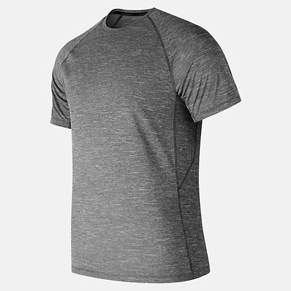 New Balance Tenacity Short Sleeve, MT81095HC