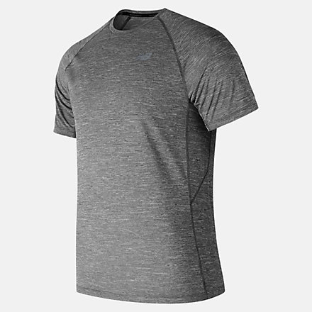 New Balance Tenacity Short Sleeve, MT81095HC image number null