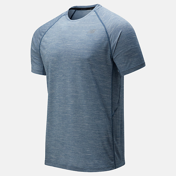 New Balance Tenacity Short Sleeve, MT81095SNH