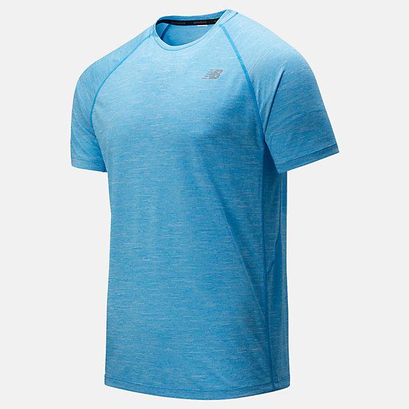 NB Tenacity Short sleeve top, MT81095VSB