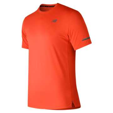 New Balance NB Ice 2.0 Short Sleeve, Dynamite