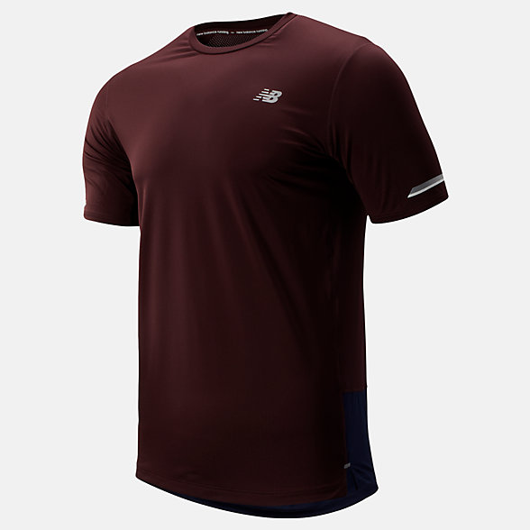 New Balance NB Ice 2.0 Short Sleeve, MT81200HNA
