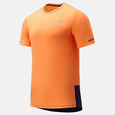 New Balance NB Ice 2.0 Short Sleeve, MT81200MNG image number null