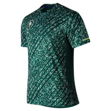 New Balance NYC Marathon NB Ice 2.0 Short Sleeve, Juniper