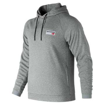 New Balance NB Athletics Pullover, Athletic Grey