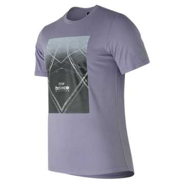 New Balance NB Athletics Vortex Tee, Daybreak