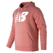 NB Essentials Pullover Hoodie, Dusted Peach
