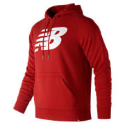 NB Essentials Pullover Hoodie, Red Pepper