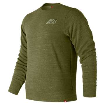 New Balance Heather Crew, Covert