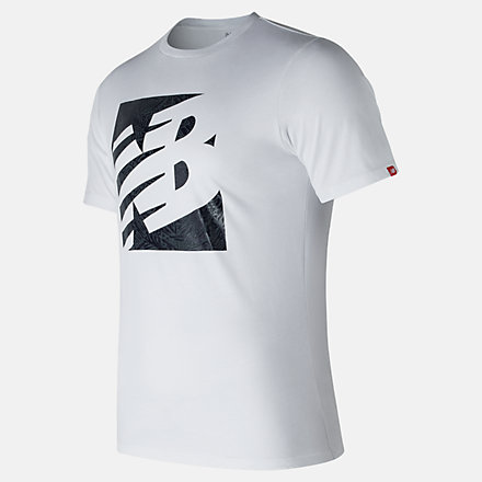 New Balance Fern Knockout Tee, MT81576WM image number null
