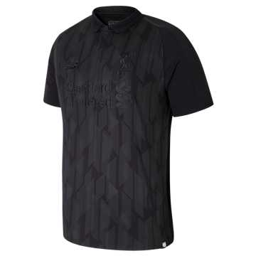 New Balance LFC Blackout Short Sleeve Jersey-Limited Edition, Black