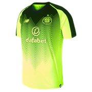5592a2365c2 New Balance Celtic FC 3rd Short Sleeve Jersey