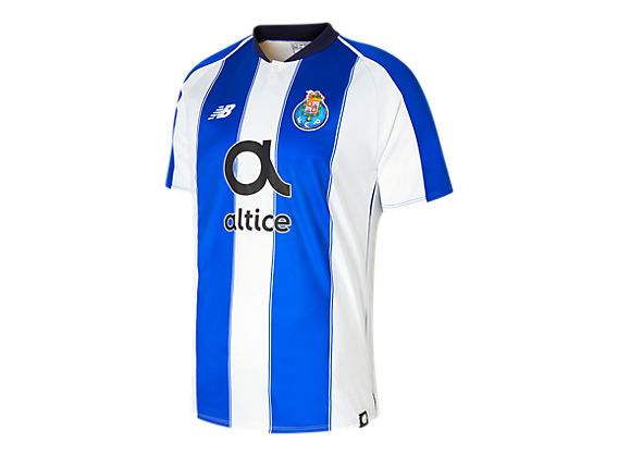 c162da77591 FC Porto Home Short Sleeve Jersey