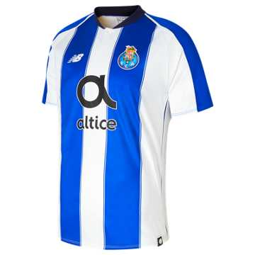 New Balance FC Porto Home Short Sleeve Jersey, Surf the Web