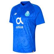NB FC Porto Mens 3rd Short Sleeve Jersey, Dazzling Blue