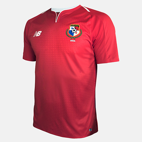 New Balance Panama Home Short Sleeve Jersey, MT830343PNR