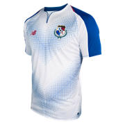 NB Panama Away Short Sleeve Jersey, White
