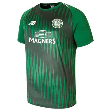 New Balance Celtic FC Elite Training Match Day Jersey, Eden