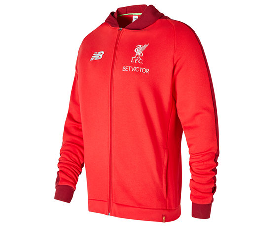 Men s Apparel Size   Fit Chart. Liverpool FC Elite Leisure Hoodie ad6c6f21e