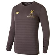 NB Liverpool FC Managers Long Sleeve Seamless Tee 096a79854235d
