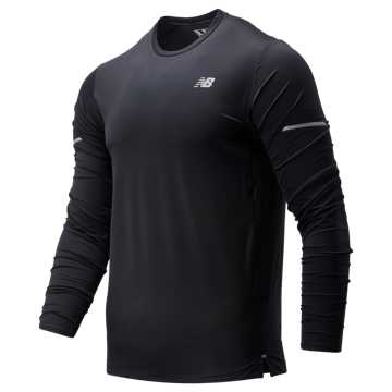 New Balance NB Ice 2.0 Long Sleeve, Black