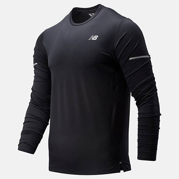 New Balance NB Ice 2.0 Long Sleeve, MT83224BK