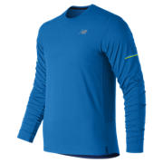 NB NB Ice 2.0 Long Sleeve, Laser Blue