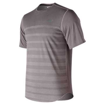 New Balance Q Speed Jacquard Short Sleeve, Cashmere