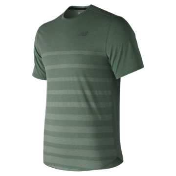 New Balance Q Speed Jacquard Short Sleeve, Vivid Cactus