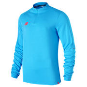 NB Elite Tech Training Midlayer, Polaris Heather