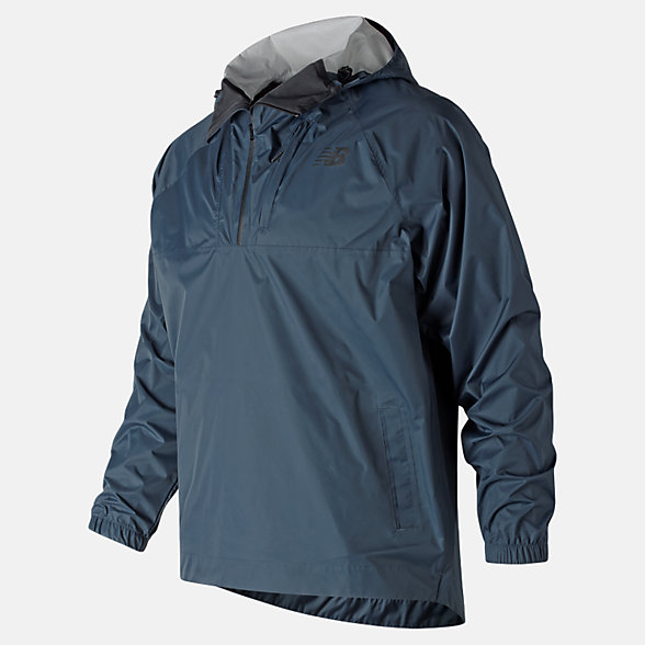 New Balance 247 Luxe Anorak, MT83501GXY