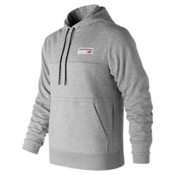 New Balance NB Athletics 78 Pullover, Athletic Grey