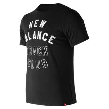 New Balance Essentials 5050 Tee, Black